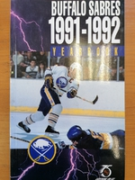 Buffalo Sabres - Yearbook 1991-1992