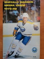 Buffalo Sabres - Media Guide 1979-1980
