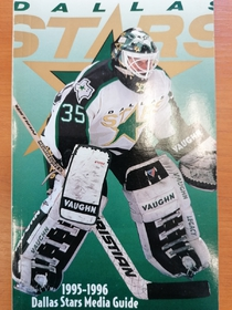 Dallas Stars - Media Guide 1995-1996