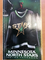 Minnesota North Stars - Yearbook 1991-1992